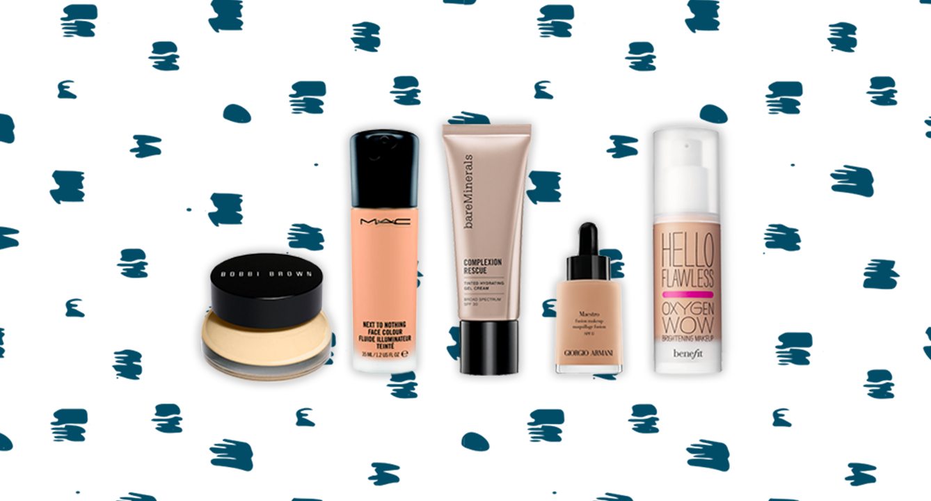 The Best Foundations for Dry Skin in the UK