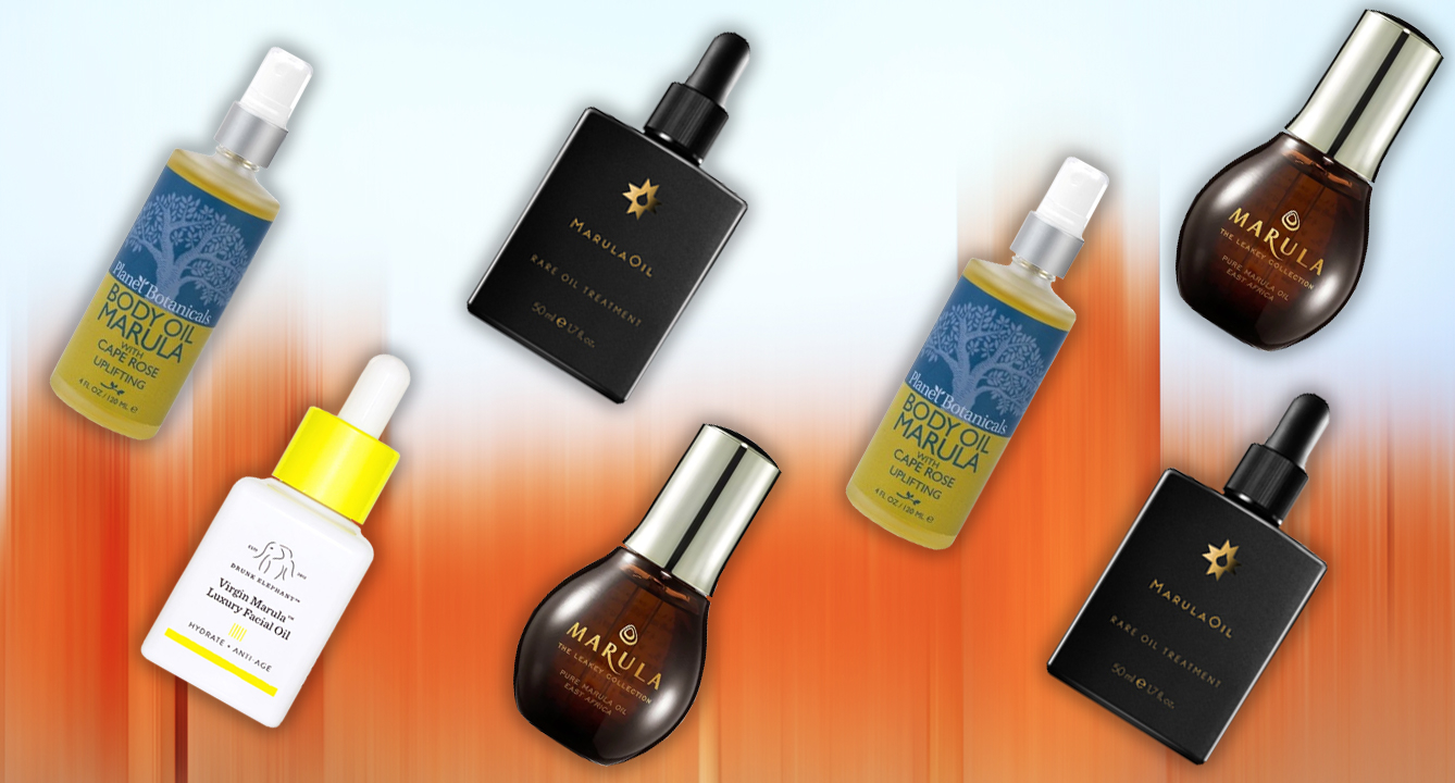 5 High Quality Marula Oils for Skin & Hair