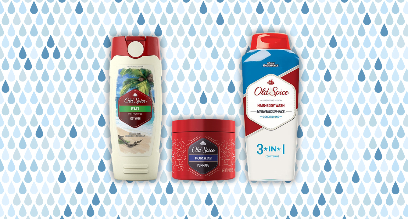 6 Top Rated Old Spice Products