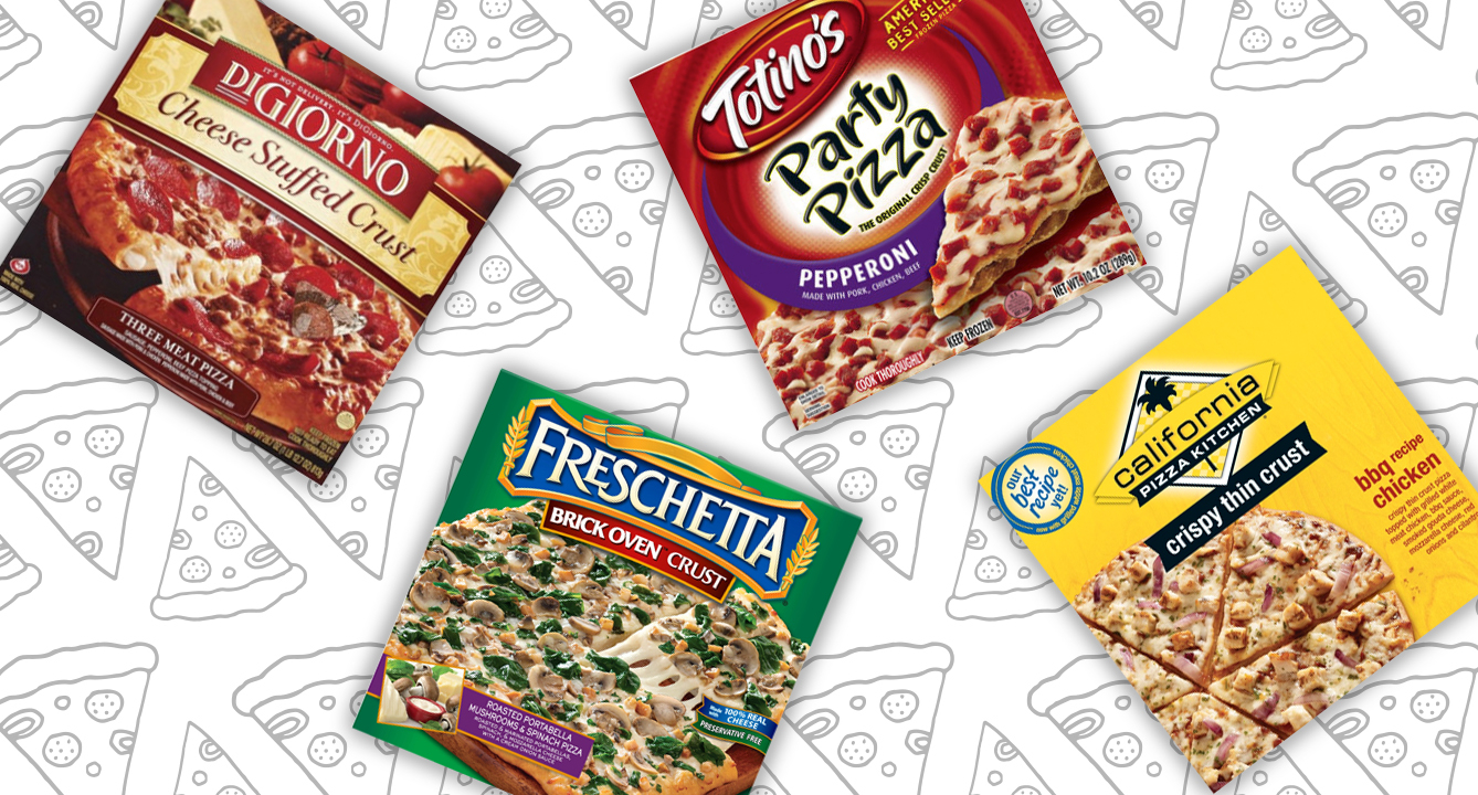The Most Delicious Frozen Pizzas: 102K Reviews