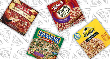 The Most Delicious Frozen Pizzas: 107K Reviews