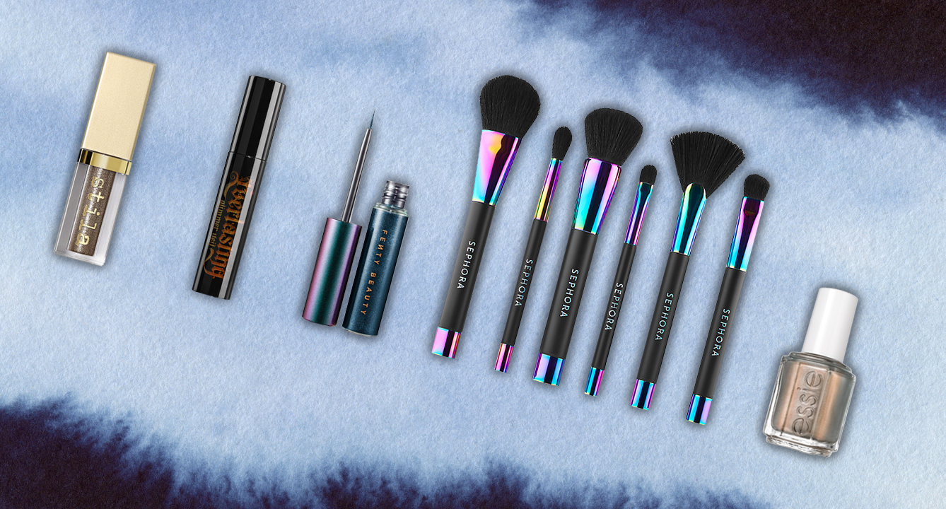 Oil Slick Beauty is the Trend You Need for Winter
