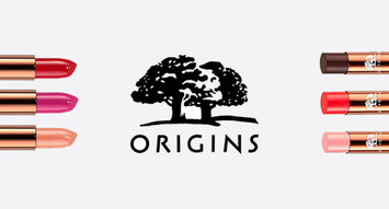 Origins Launched a Blooming Lip Collection Made With Real Flowers