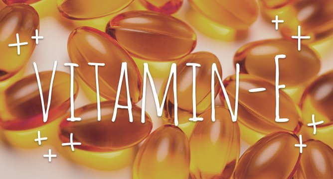 Ingredient Breakdown: Vitamin E