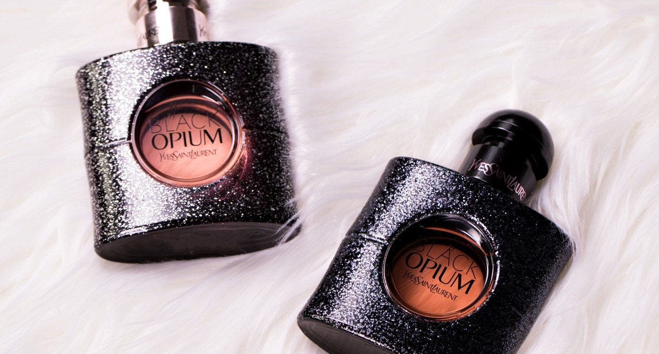 YSL's Black Opium Gets a Floral Update for Fall