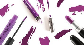 Lip Products in Honor of Domestic Violence Awareness Month