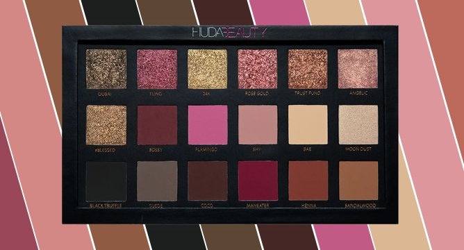 Is This the Ultimate Warm Tone Palette?