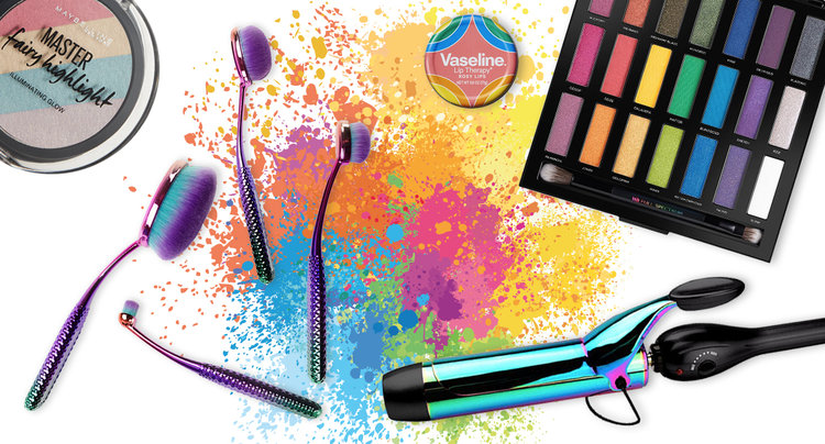 These Rainbow Beauty Products Are Perfect for Pride Month