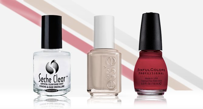 The Three Most Interview-Appropriate Nail Colors