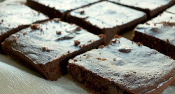 Healthy, Delicious Butternut Squash Brownies