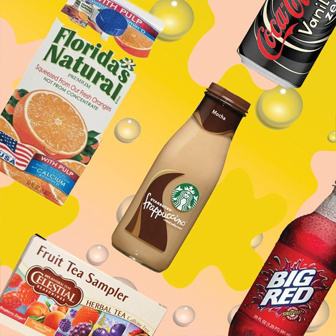 The Non-Alcoholic Drinks Each Star Sign Loves The Most