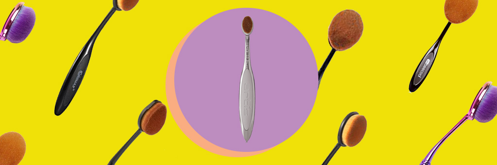 The Best Dupes for Artis Oval Brushes
