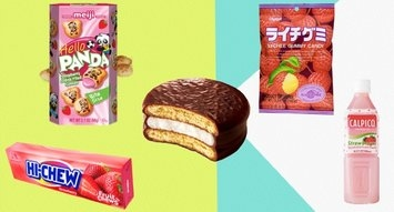 11 Addictive Asian Snacks You Need to Try