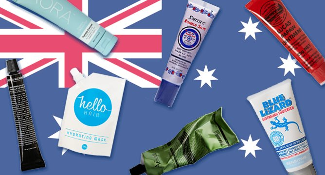 IMPORTS! Amazing Australian Beauty Products Coming Stateside