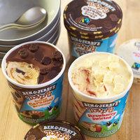 Dessert Alert: Ben & Jerry's Topped Pints