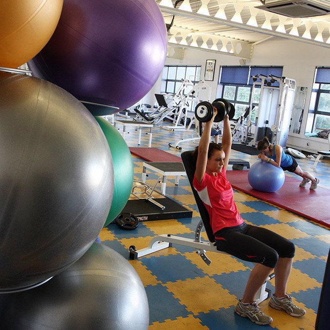 Fitness Friday: On the Ball