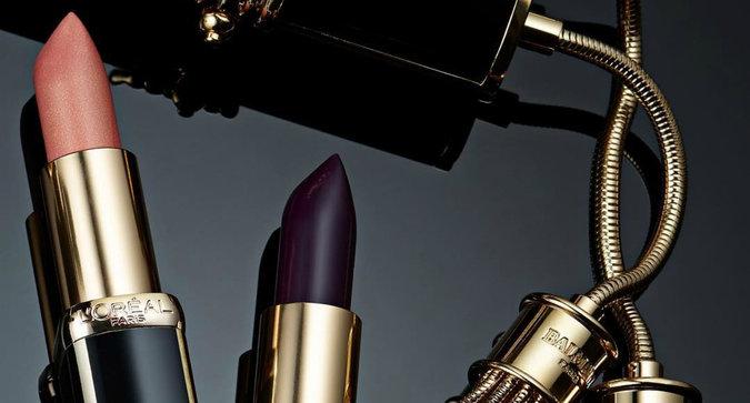 See All the New L'Oréal Paris x Balmain Lipsticks