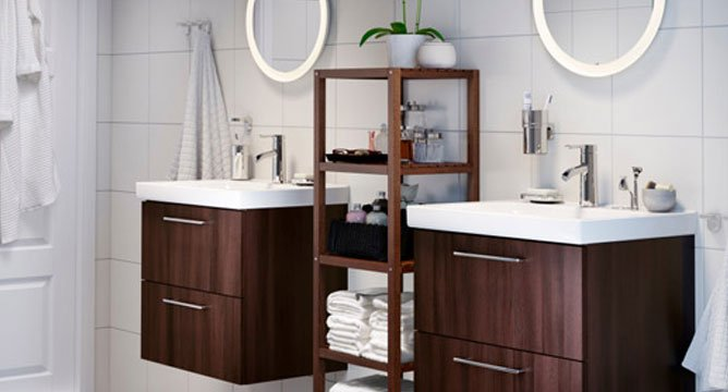5 Mind Blowing IKEA Hacks for Your Bathroom