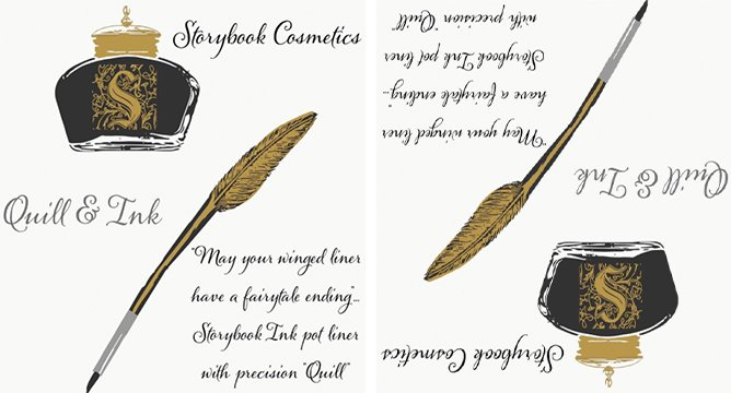 Harry Potter Inspired Quill And Ink Eyeliner Is Breaking