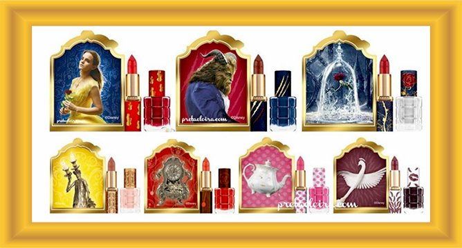 The Scoop On that Beauty & the Beast Makeup Everyone Is Talking About