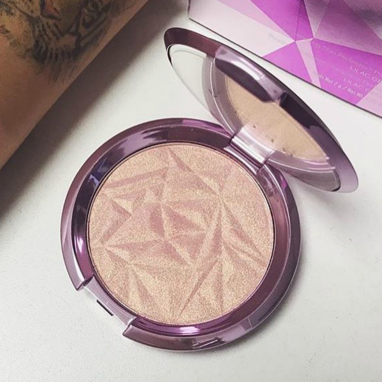 BECCA Surprise Dropped a New Highlighter