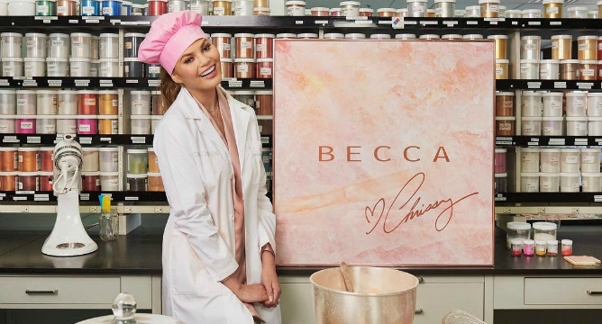 Everything You Need to Know About the Chrissy Teigen x BECCA Collab