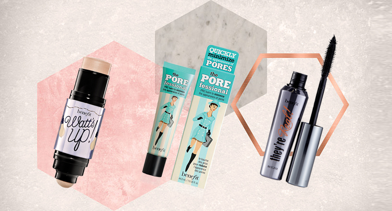 Influensters' Favourite Benefit Cosmetics Products