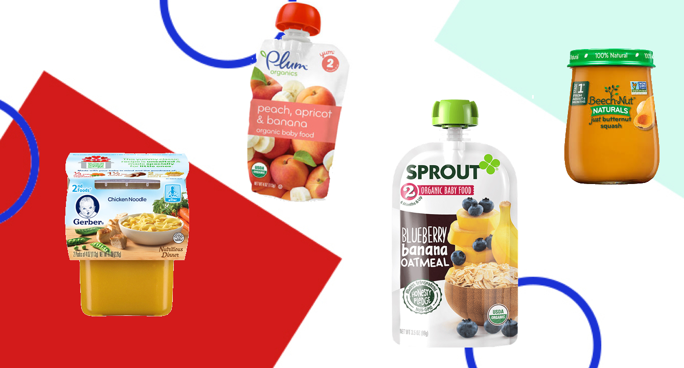 Top Rated Store Bought Baby Foods: 18K Reviews