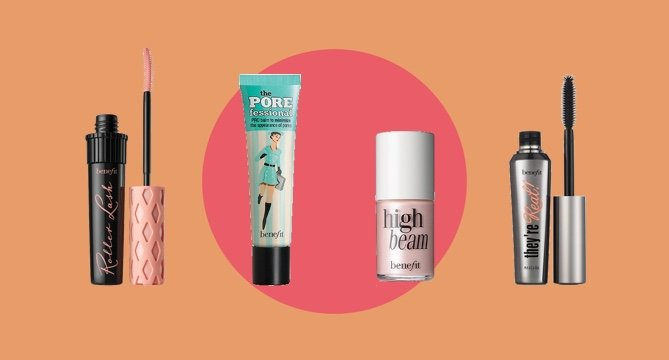 The Top Benefit Cosmetics Products: 70K Reviews