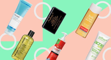 The Best Body Washes for Bacne