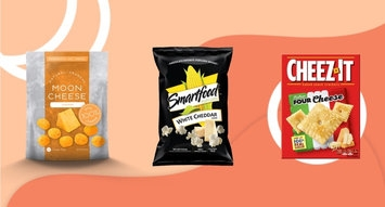 The Best Cheese Flavored Snacks