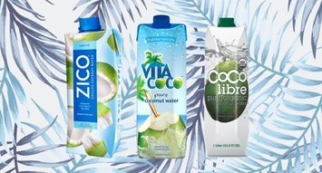 The Best Tasting Coconut Waters