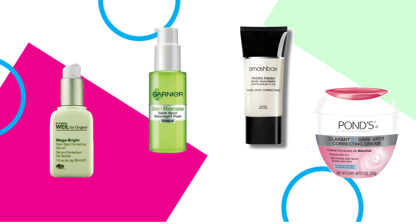 The Best Dark Spot Correctors