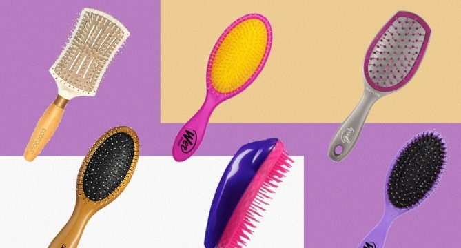 8K Reviews: The Best Detangling Brushes