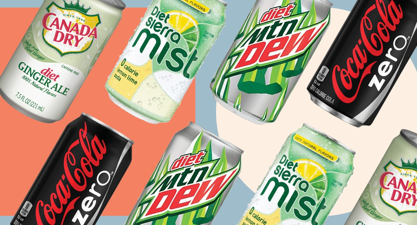Best Tasting Diet Sodas for National Beverage Day