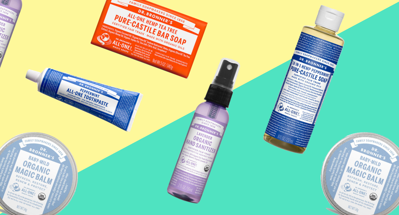 The Best Dr. Bronner's Products