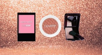 60K Reviews: 2016's Best Drugstore Blushes