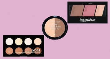 14K Reviews: The Best Drugstore Contouring Kits of 2016