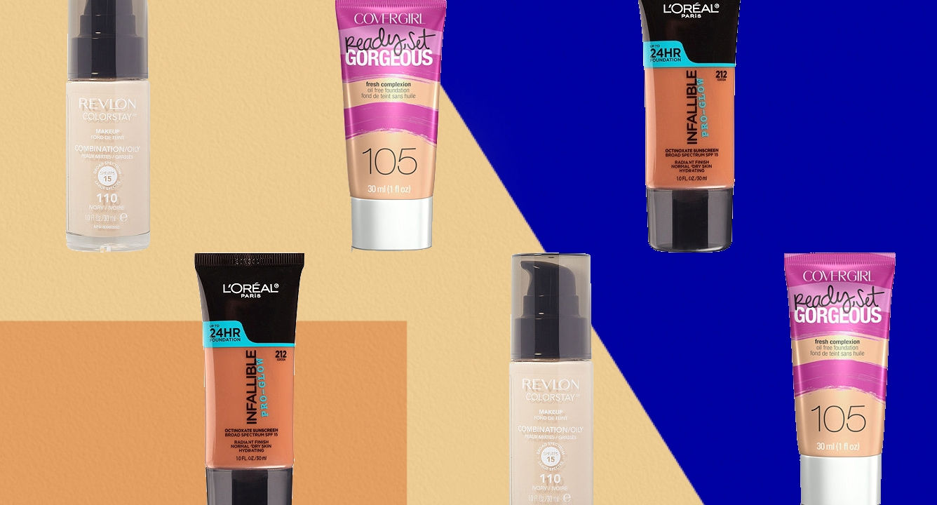 The Best Drugstore Liquid Foundations: 281K Reviews