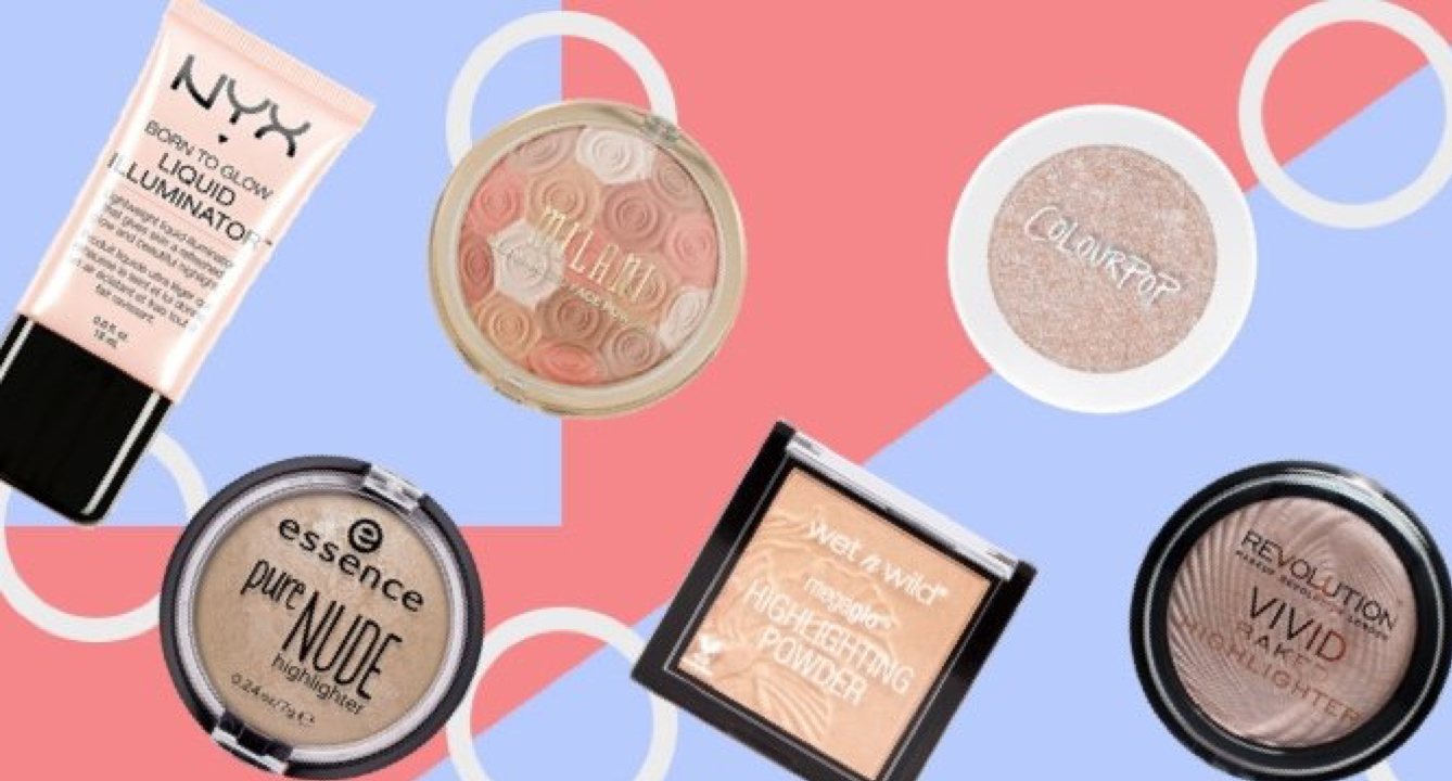 The Best Drugstore Highlighters: 111K Reviews