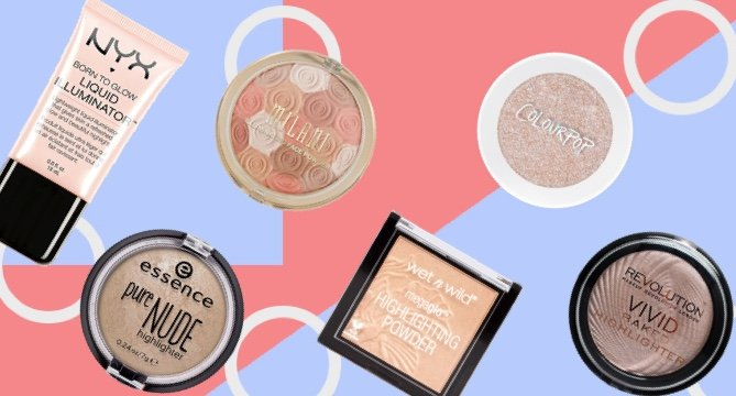 69K Reviews: The Best Drugstore Highlighters