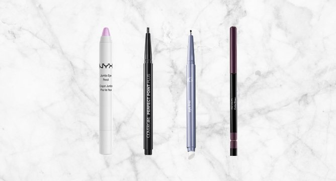 224K Reviews: The Best Drugstore Pencil Eyeliners of 2016