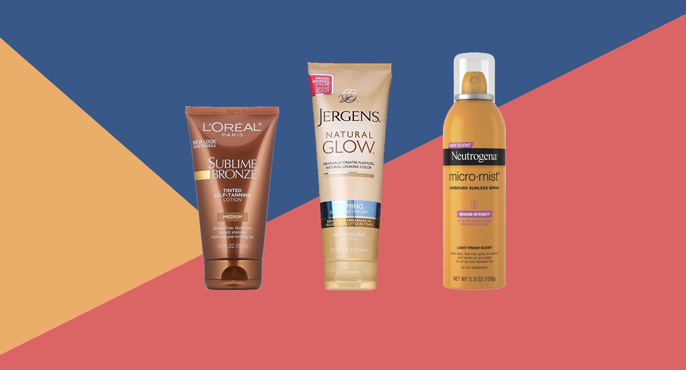The Best Drugstore Self-Tanners for Summer-Ready Skin