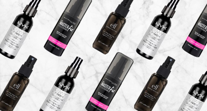 65K Reviews: The Best Drugstore Setting Sprays for Long Lasting Makeup