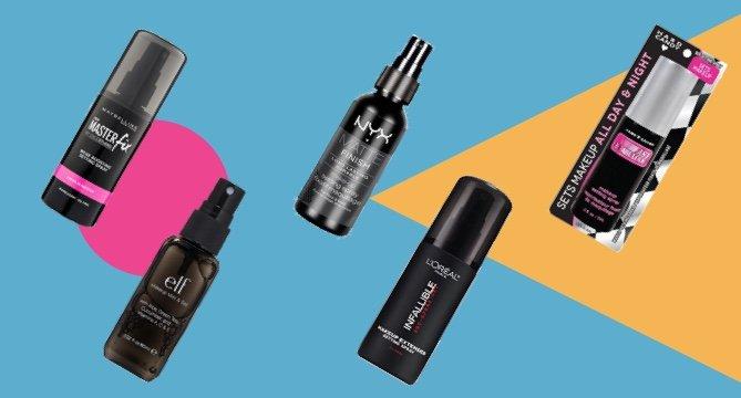 The Best Drugstore Setting Sprays: 102K Reviews