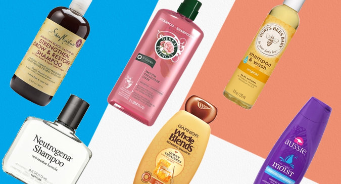 The Top 10 Drugstore Shampoos: 187K Reviews