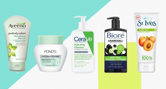 226K: The Best Drugstore Facial Cleansers