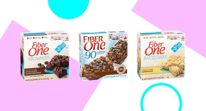 7K Reviews: The Best Fiber One 90 Calorie Bars