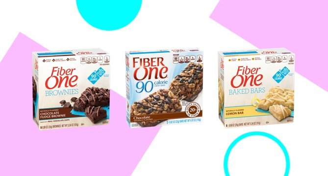 Influensters' Favorite Fiber One 90 Calorie Bars