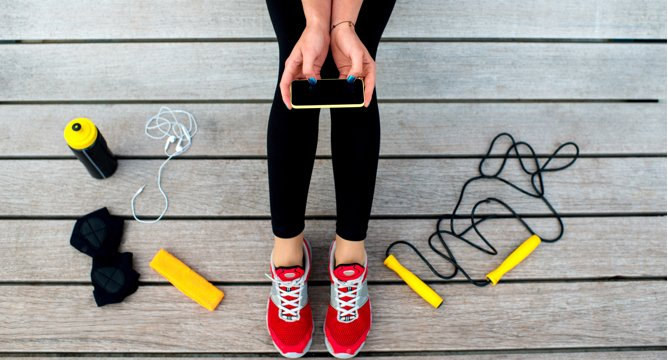 The Best Health & Fitness Apps